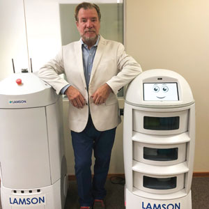 Lamson Concepts: Steering the Robotic Automation Wave in Healthcare
