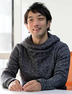 Hiroki Inagawa, President and CEO, Monstar Lab