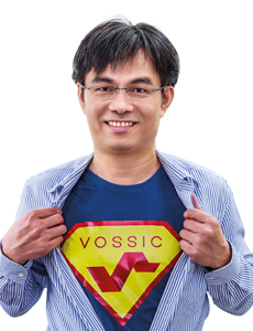 Giant Su, CEO, Vossic Technology