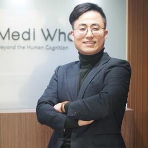 Kevin Taegeun Choi, CEO, Medi Whale
