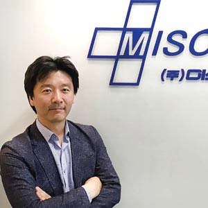 DongUk An, CEO , Miso Information Technology