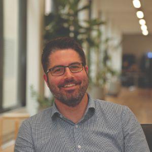 Tom Bernadou, Founder and Managing Director, Riley