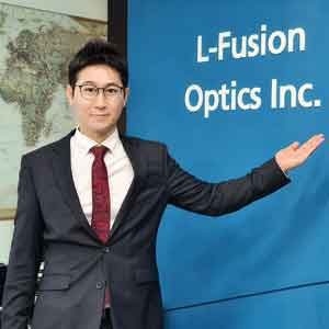Jinjun Park, Founder, L Fusion Optics