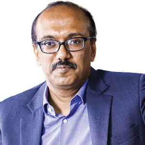 P.R.Venketrama Raja, Founder, Mentor and Innovator in Chief (Chairman), Ramco Systems