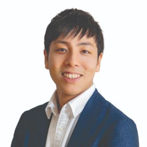 Shuta Shibuya, Founder and CEO, Fuller