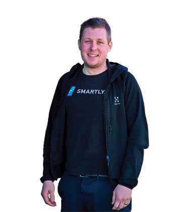 Kristo Ovaska, Founder & CEO, Smartly.io