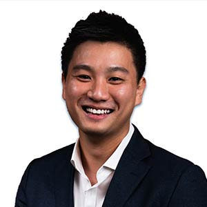 Shane Liuw, General Manager, First Page Digital
