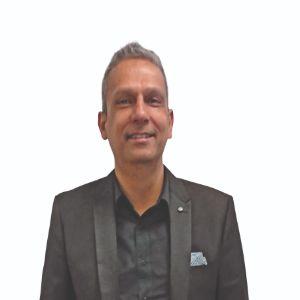 Vinay Samuel, Founder and CEO, zetaris