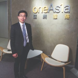 Charles Lee, CEO, OneAsia