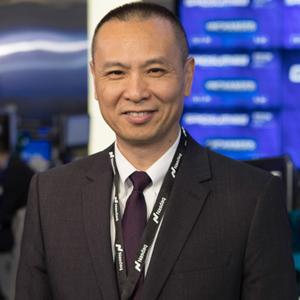 John Liu, CTO, Gridsum