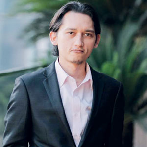 Dato Arai Ezzra, Founder, DDK