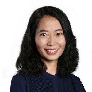 Maggie Wang, EVP, Goldcard Smart Group