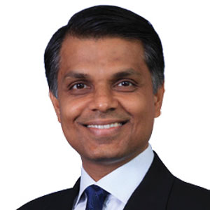 Venky Sethuraman, Head of Business Development for nDegrees, Stradegi Consulting