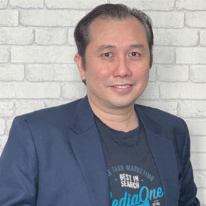 Tom Koh, CEO, MediaOne