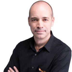 Raymond Gillon, CEO, Ezyhaul