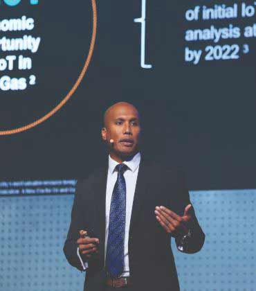 Accelerating Digital Transformation across the Energy Sector
