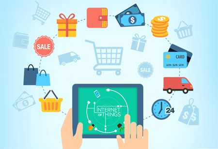 3 Top Applications of IoT in eCommerce