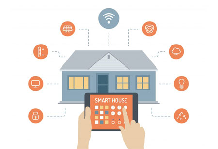 Smart Ideas - Home Automation Industry using IoT