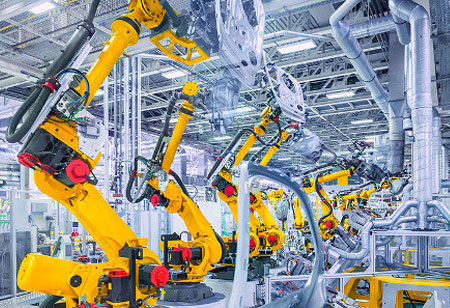 Cutting-Edge Technology Disrupting the Manufacturing Sector