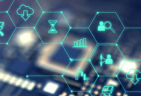 AI and Blockchain Helping to Move Towards  More Digital Society