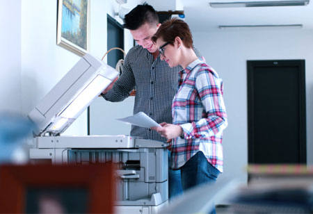 3 Benefits of Managed Print Services