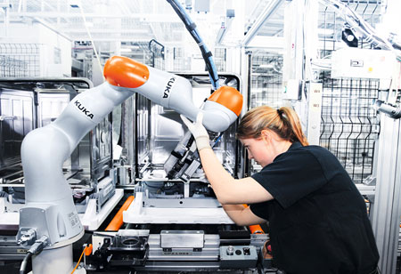 How can Robots Develop Human Traits in Food Industry?