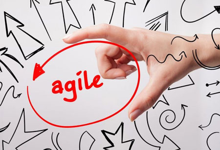Agile Working for Business Efficiency
