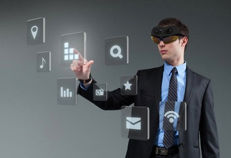 Application of Mixed Reality in Small and Big Industries
