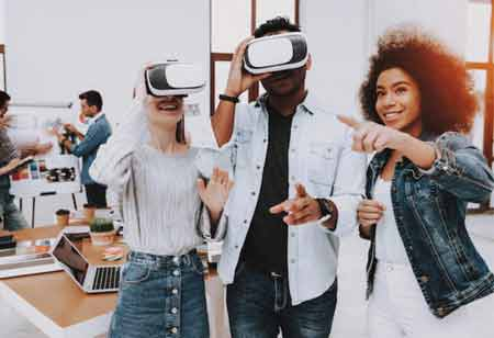 Top Trends in Mixed Reality