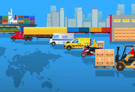 The Growing Popularity of Logistics Distribution Centres