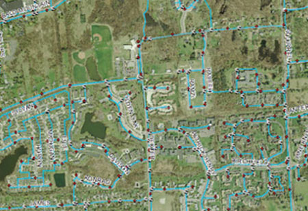 How GIS Mapping Optimizes Utility Asset Management