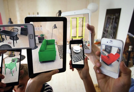 AR: Retailers An Edge To Help Consumers Save Time And Enhance Decision-Making