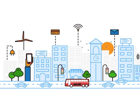 The Future of Connected Smart Cities