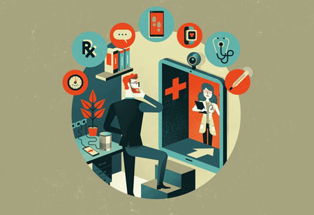 How Technology Keeps Doctors and Patients Connected