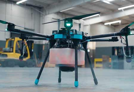 Is Disinfecting Drone the Latest Innovation?