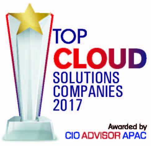 Top 25 APAC Cloud Solutions Companies - 2017