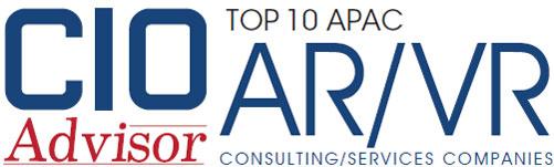 Top 10 AR/VR Solution Companies - 2019
