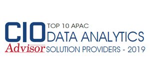 Top 10 APAC Data Analytics Solution Providers - 2019