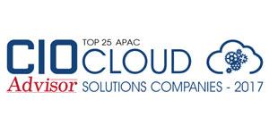 Top 25 APAC Cloud Solutions Companies - 2017
