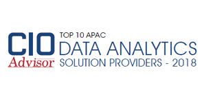 Top 10 APAC Data Analytics Solution Providers - 2018