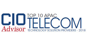 Top 10 APAC Telecom Technology Solution Providers - 2018