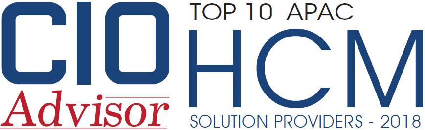 Top 10 APAC HCM Tech Companies - 2018