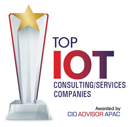 Top 10 APAC IoT Consulting/Services Companies - 2019