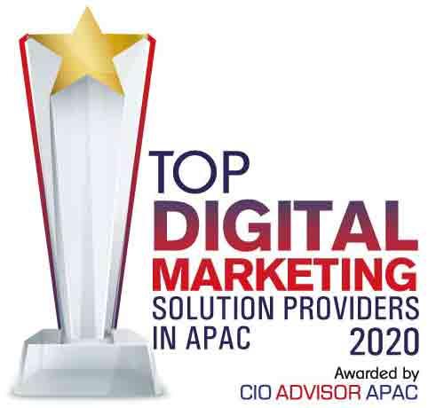 Top 10 Digital Marketing Solution Companies APAC - 2020