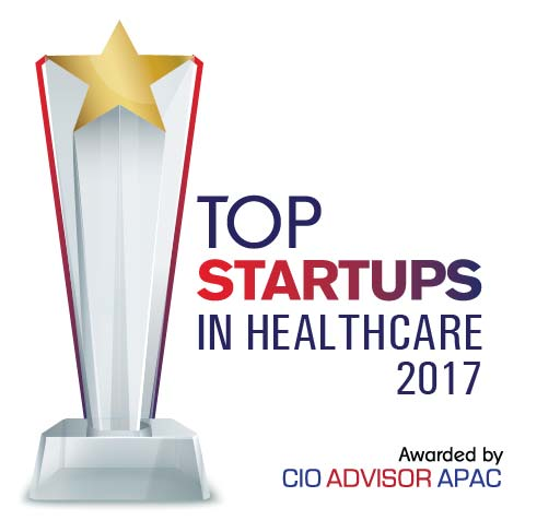 Top 10 APAC Startups in Healthcare - 2017