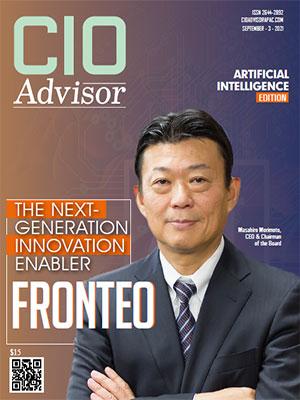 FRONTEO: The Next-generation Innovation Enabler