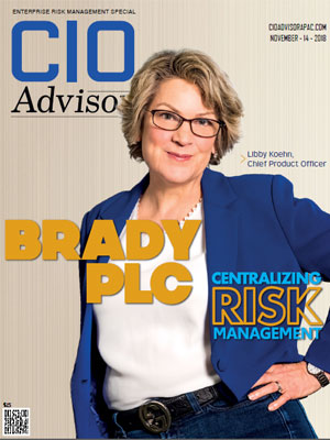 Brady PLC: Centralizing Risk Management