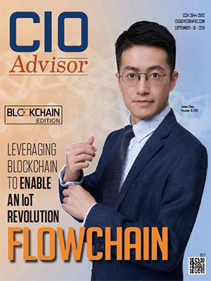 Flowchain: Leveraging Blockchain To Enable An Iot Revolution