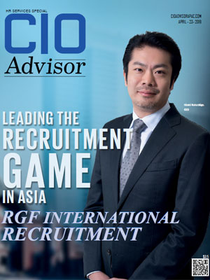RGF International Recruitment:  Leading the Recruitment Game in Asia