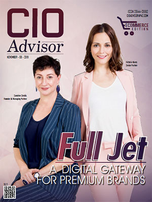 Full Jet: A Digital Gateway for Premium Brands